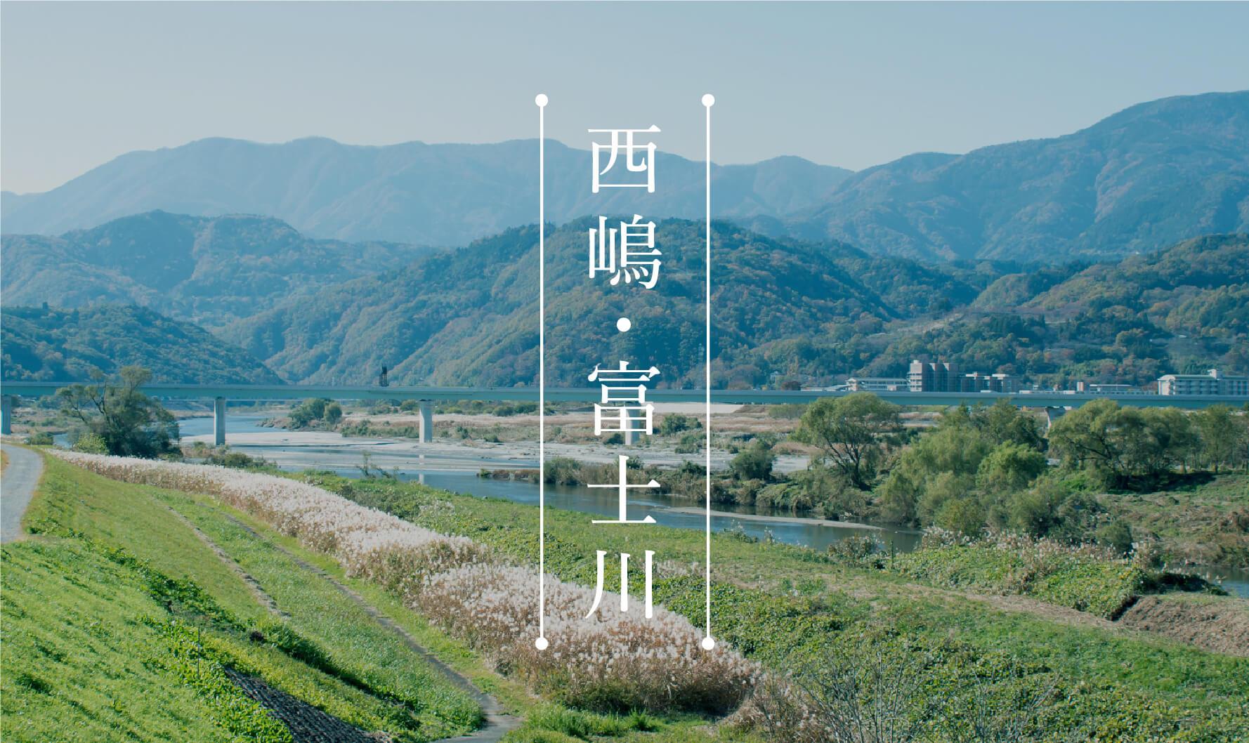 西島・富士川